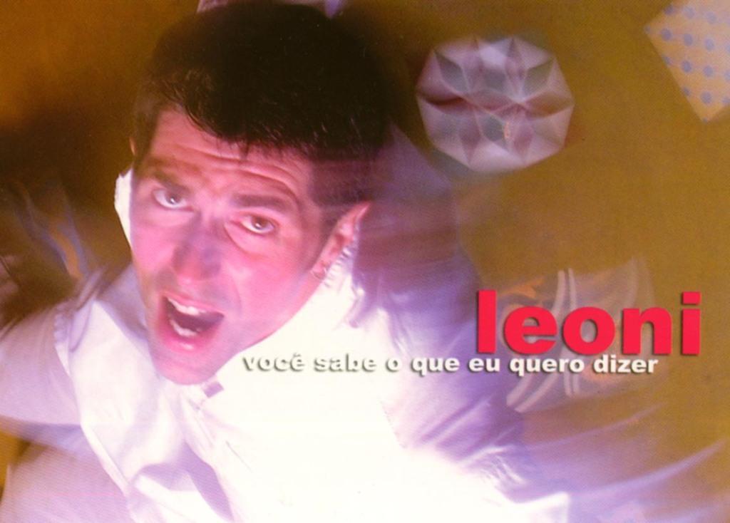 Capa do CD Você Sabe O Que Eu Quero Dizer