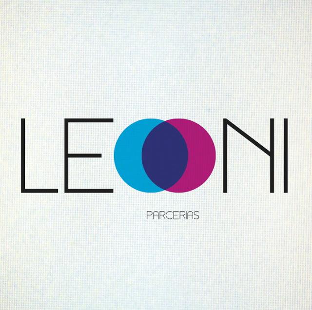 Capa do EP Parcerias do Leoni